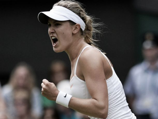 Bouchard vence algoz de Sharapova e se classifica para as semifinais de Wimbledon