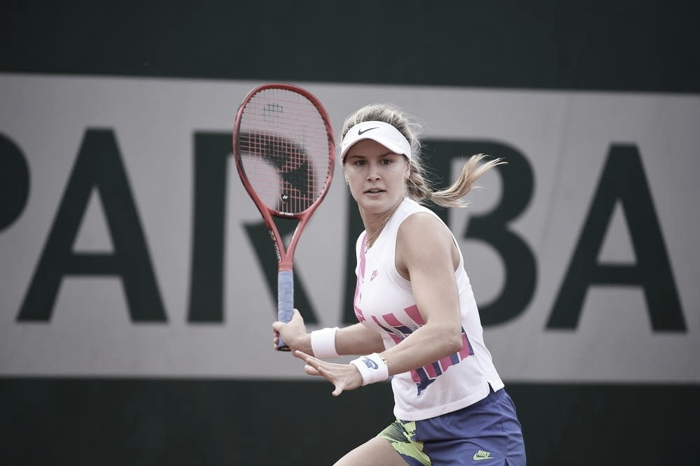 Bouchard vira para cima de Gavrilova em Roland Garros e avança à terceira rodada