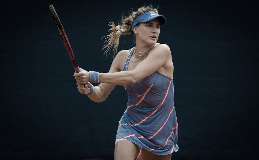 Bouchard consegue revanche contra Zidansek e segue viva no WTA de Praga
