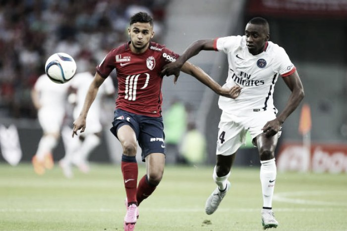 Southampton in talks with Lille over Sofiane Boufal