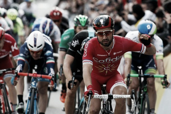 Nacer Bouhanni barely slept for two days after Milan-Sanremo agony