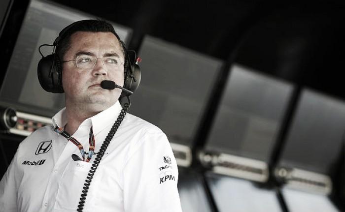 "Boullier: ""2015 trajo humildad a McLaren"""