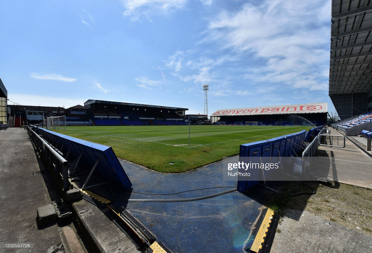 Oldham Athletic 0-2 Burnley: Rodriguez and Richardson score in Clarets pre-season win