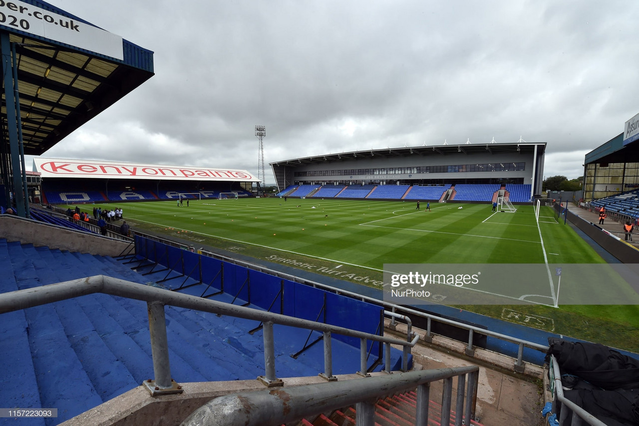 Oldham Athletic vs Burton Albion preview: Brewers travel to Boundary park for round two