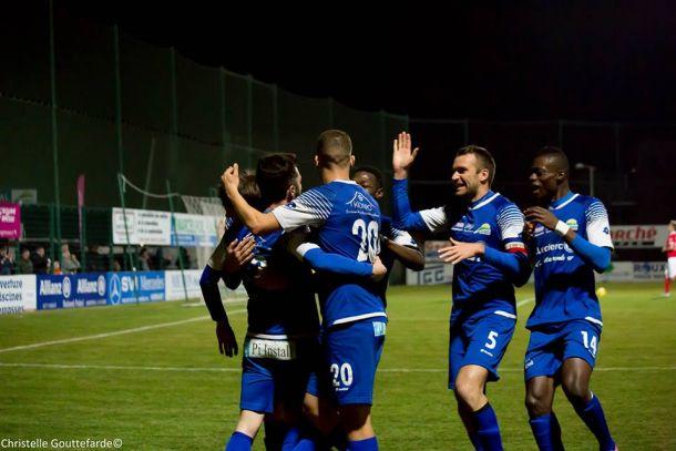 Le FC Bourg Péronnas a besoin de vous !