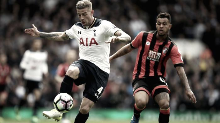 Alderweireld es feliz en el Tottenham... de momento