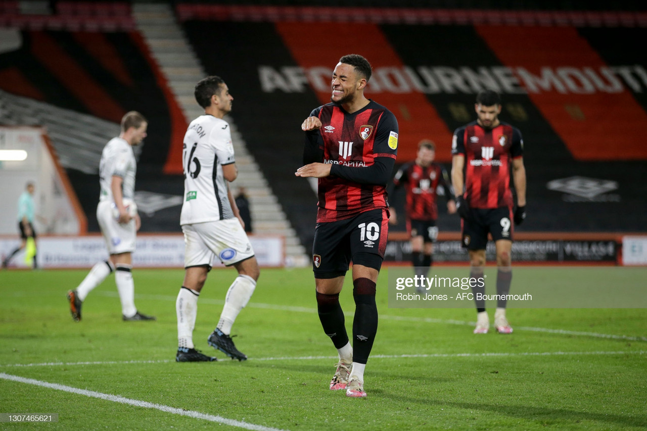 Bournemouth 3-0 Swansea City: Bournemouth batter Swansea in a three-goal demolition
