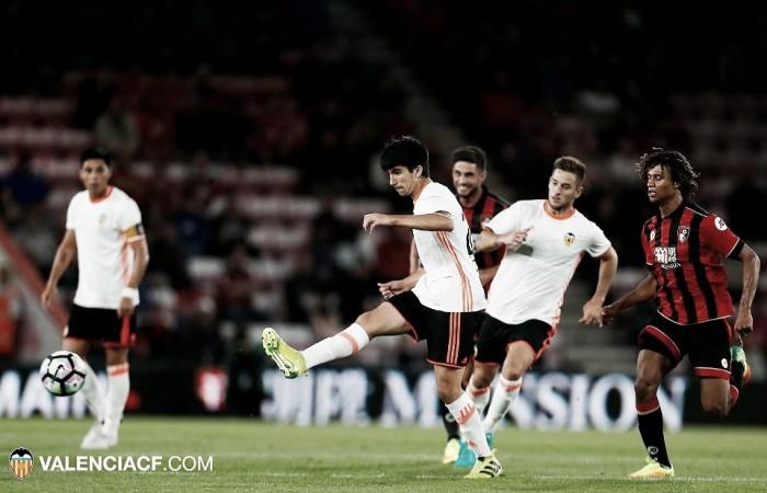 Reencuentro estival con el AFC Bournemouth