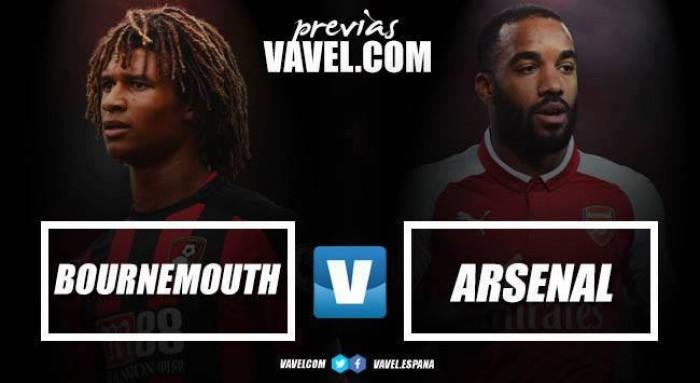 Previa Bournemouth - Arsenal: si se escapase la victoria...