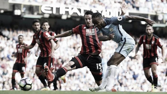 Premier League - Il City chiude la giornata di Premier, volando sul campo del Bournemouth