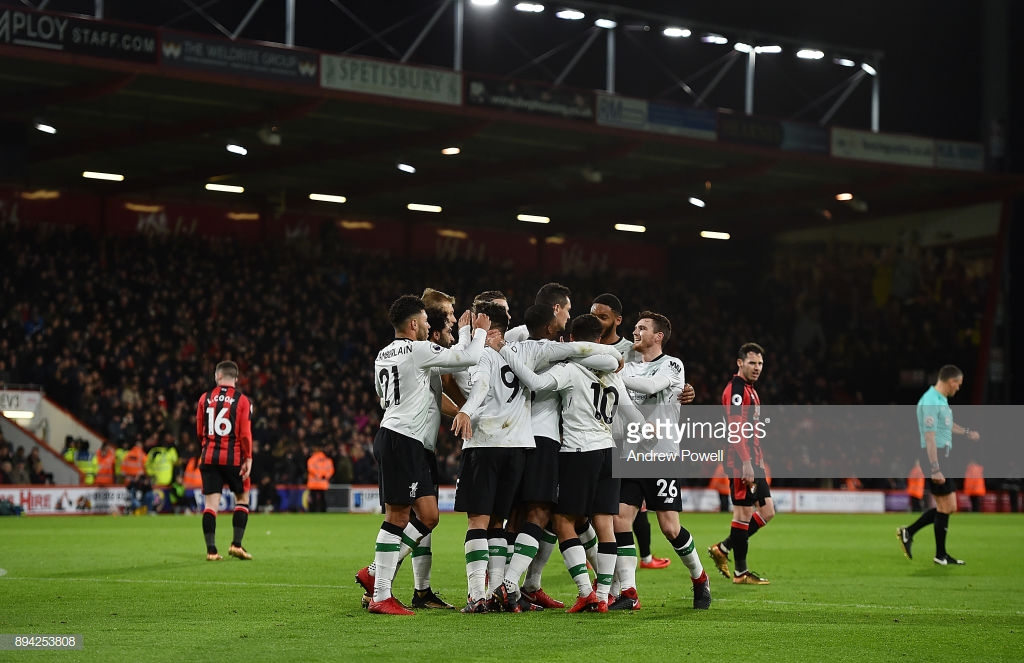 Bournemouth vs Liverpool Preview: Unbeaten Reds look to go top with win against Cherries