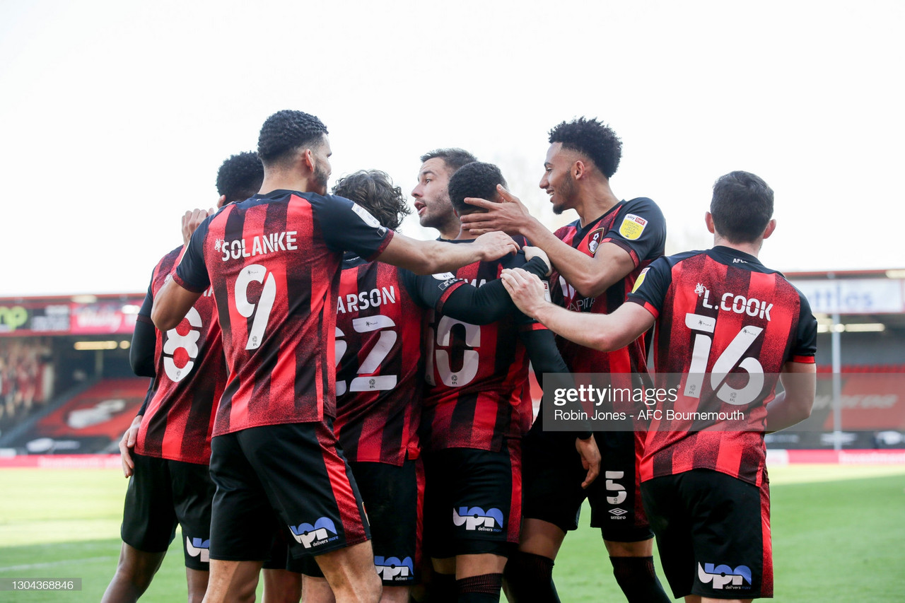 AFC Bournemouth 1-0 Watford: Danjuma fires Cherries to crucial victory as tempers flare