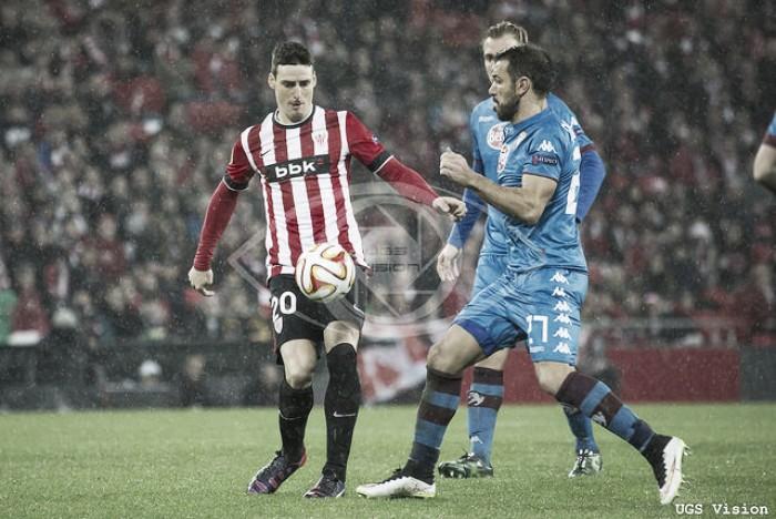 Valverde y los dieciseisavos de Europa League con el Athletic