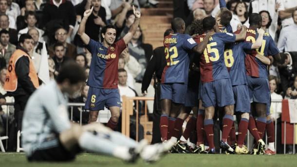 Em véspera de 'El Clásico': Iniesta relembra goleada aplicada ao Real Madrid