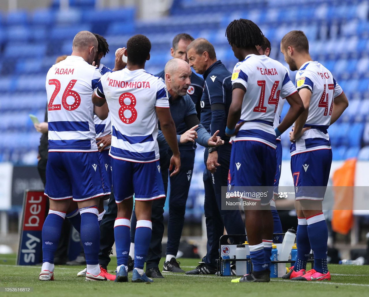 The six new sides Reading will face in 2020/21