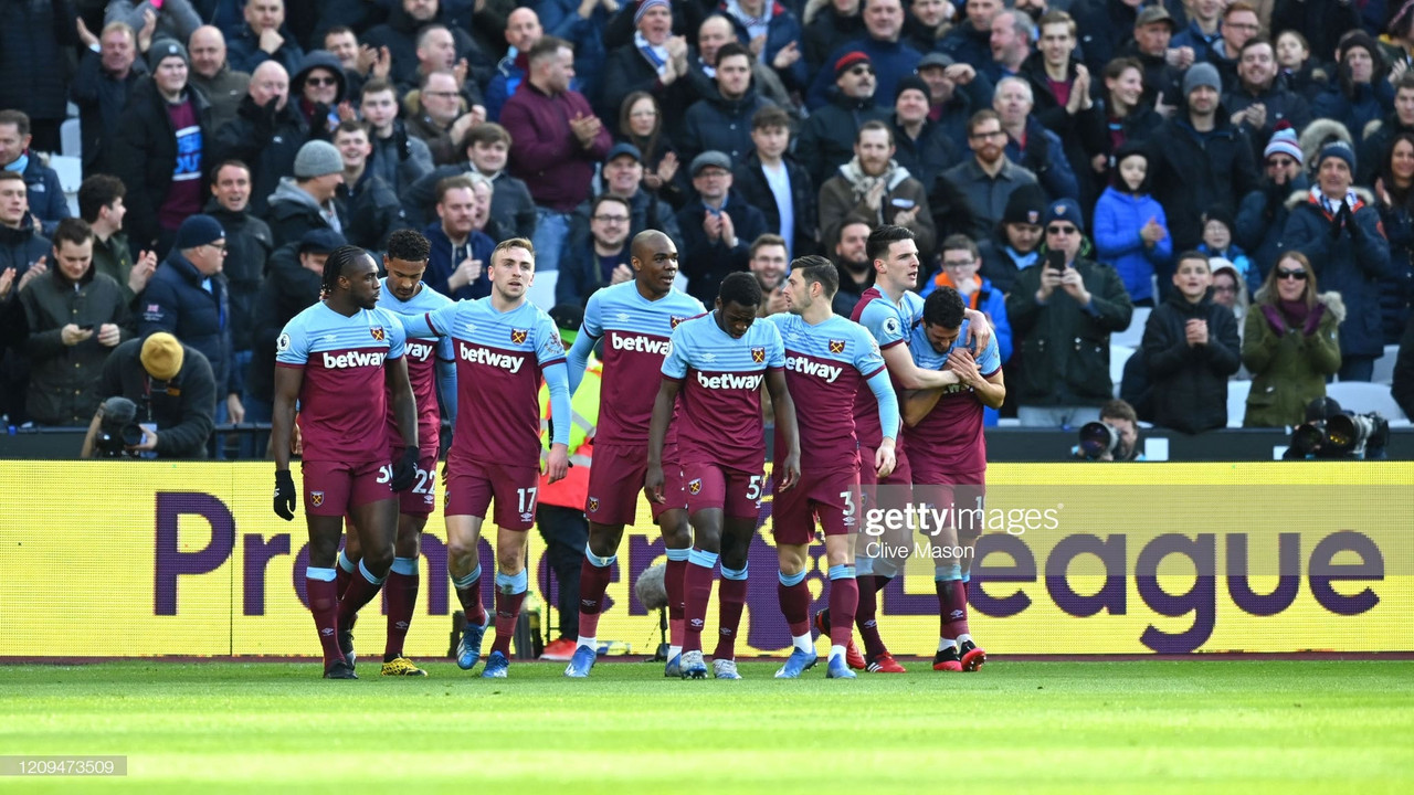 West Ham United 3-1 Southampton: Bowen helps Hammers to vital victory