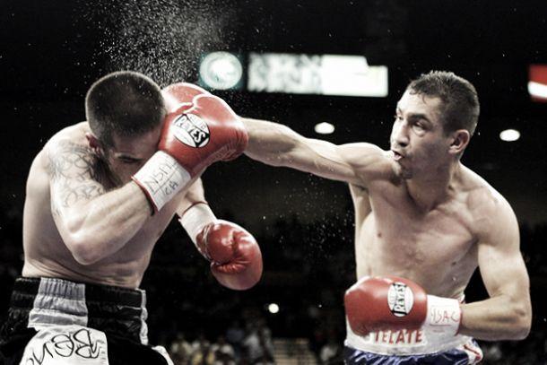 Mexicanos al ring