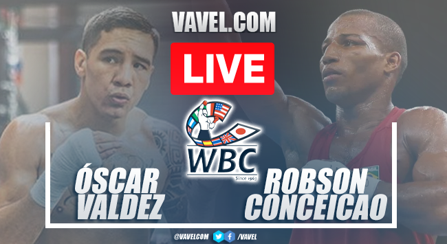 Highlights and Best Moments: Fight Oscar Valdez vs Robson Conceicao