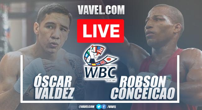Resumo e destaques da luta entre Robson Conceição vs Oscar Valdez