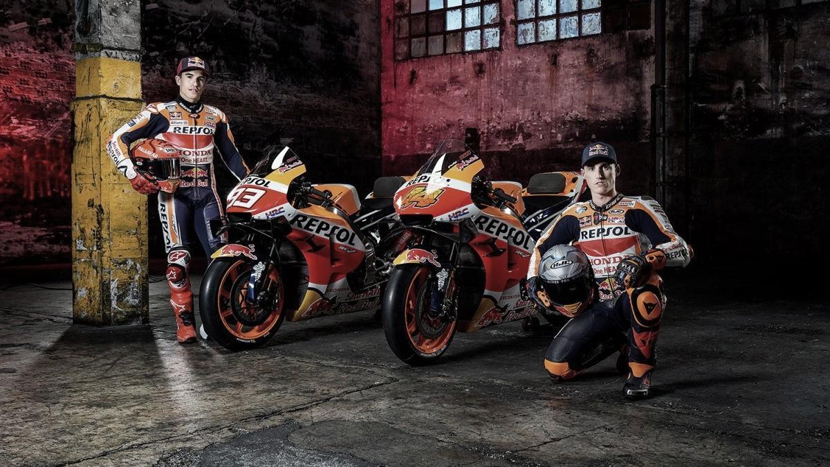 Presentación Repsol Honda Team 2021