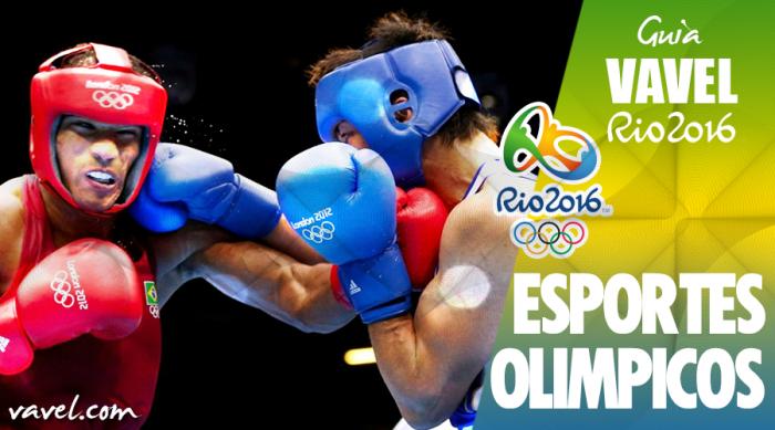 Boxe: tudo o que você precisa saber para o Rio 2016