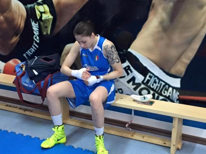 Rio 2016 - boxe femminile: troppo forte la Mossely, la nostra Irma Testa battuta con un parziale di 40-36
