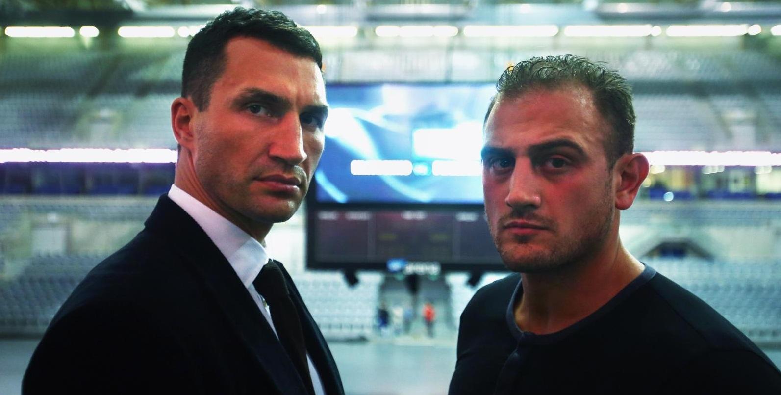 Francesco Pianeta affronta Wladimir Klitschko: il paisà sulle orme di Rocky