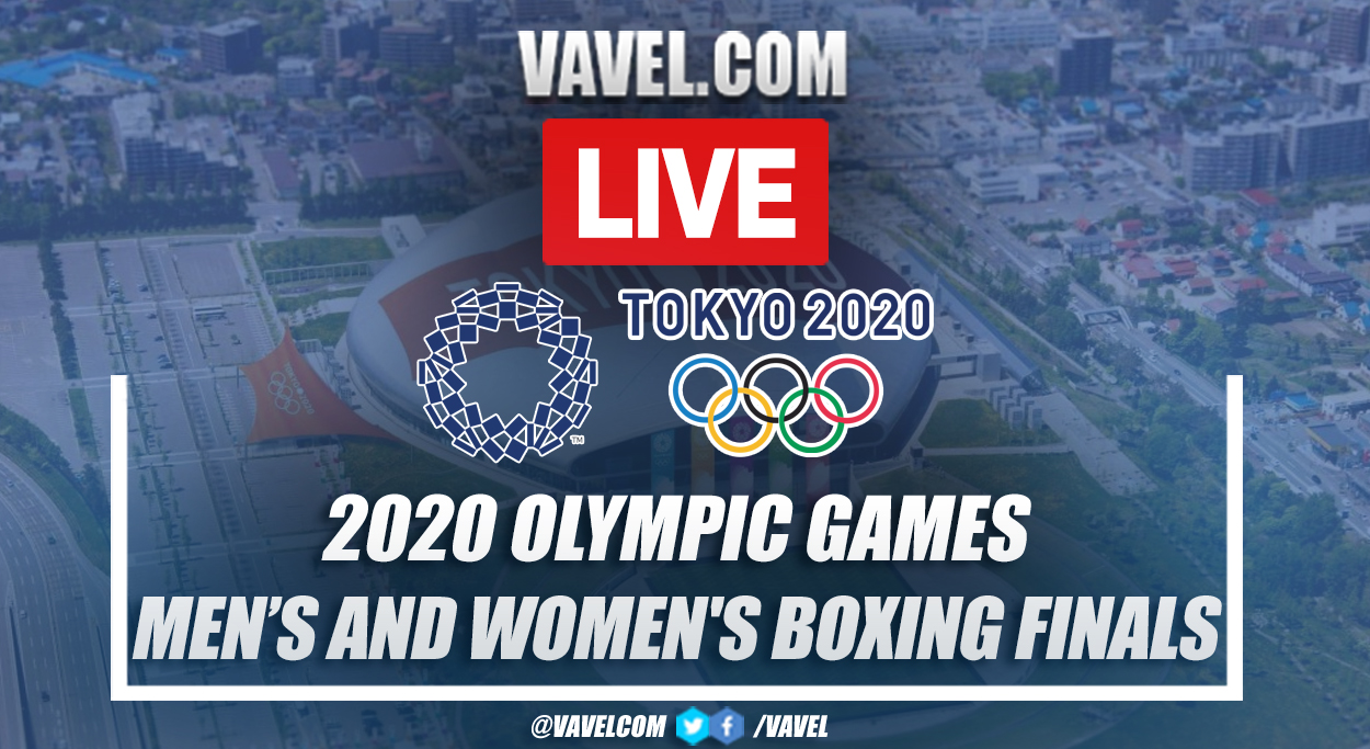Highlights: Boxing Finals in Olympic Games Tokyo 2020