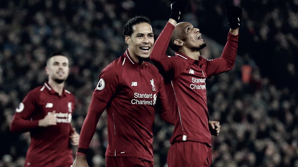 Resumen Boxing Day 2018: el Liverpool se reafirma como líder