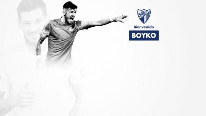 Málaga acerta empréstimo do goleiro Denys Boyko junto ao Besiktas