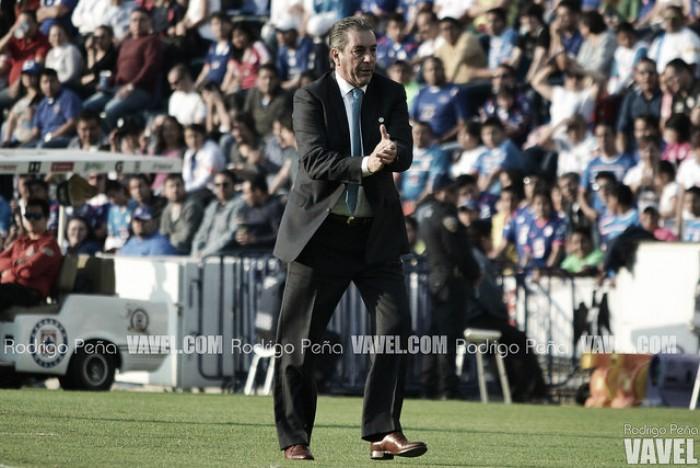 """Tomás Boy: """"Pumas no llegó, mi equipo hizo lo necesario para llevarse la victoria"""""""
