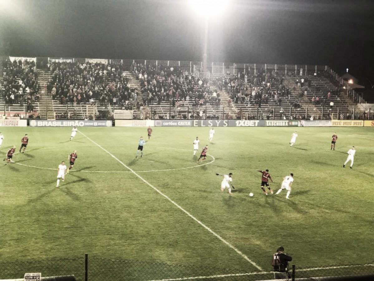 Brasil de Pelotas sofre, mas vence Criciúma e deixa Z-4 da Série B
