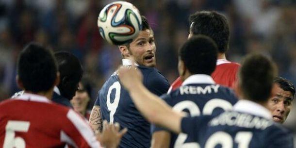 Il Paraguay ferma anche la Francia: 1-1 in amichevole