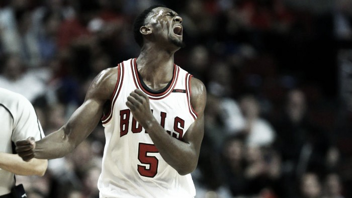 Chicago Bulls' Nikola Mirotic, Bobby Portis involved in altercation in practice