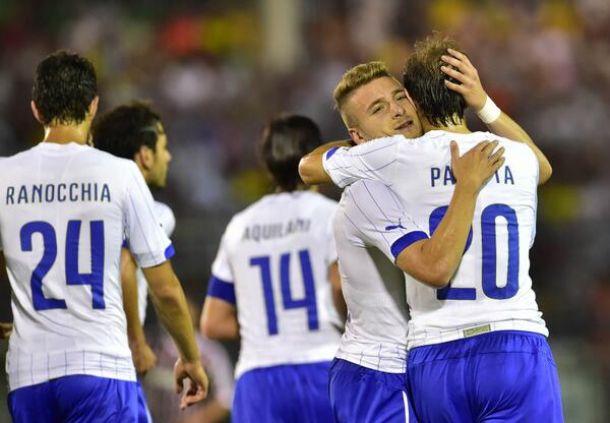 Live Italia - Fluminense in partita