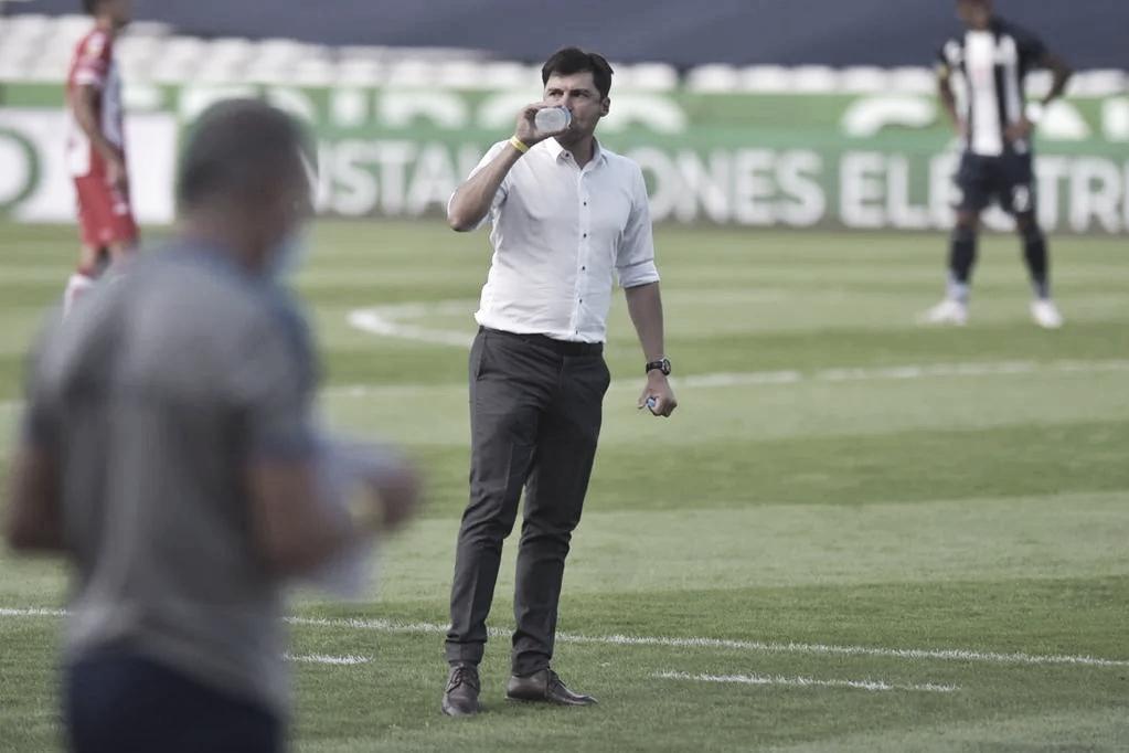 """Medina: """"No hay nada para reprocharle a Talleres"""""""