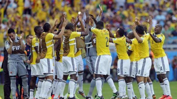 La Colombia balla sulla Grecia, 3-0 netto per i sudamericani