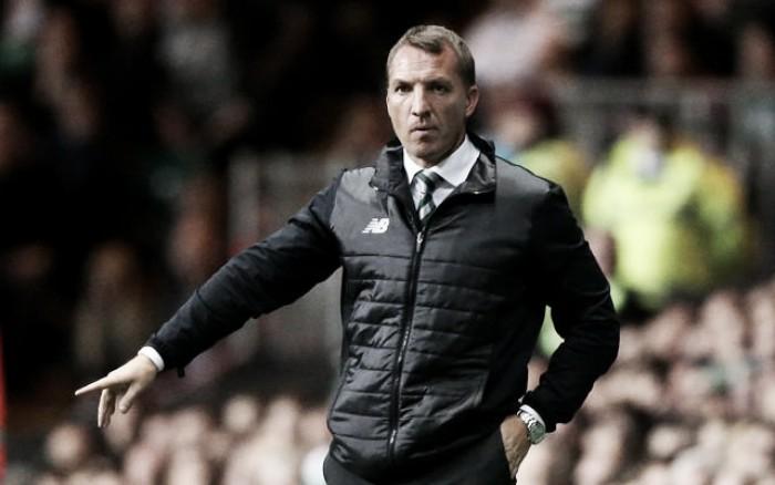 """Brendan Rodgers elogia atuação do Celtic na vitória sobre o Rangers: """"Foram brilhantes"""""""