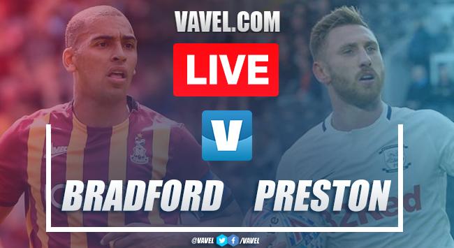Goals and Highlights: Bradford 0-4 Preston, 2019-20 Carabao Cup