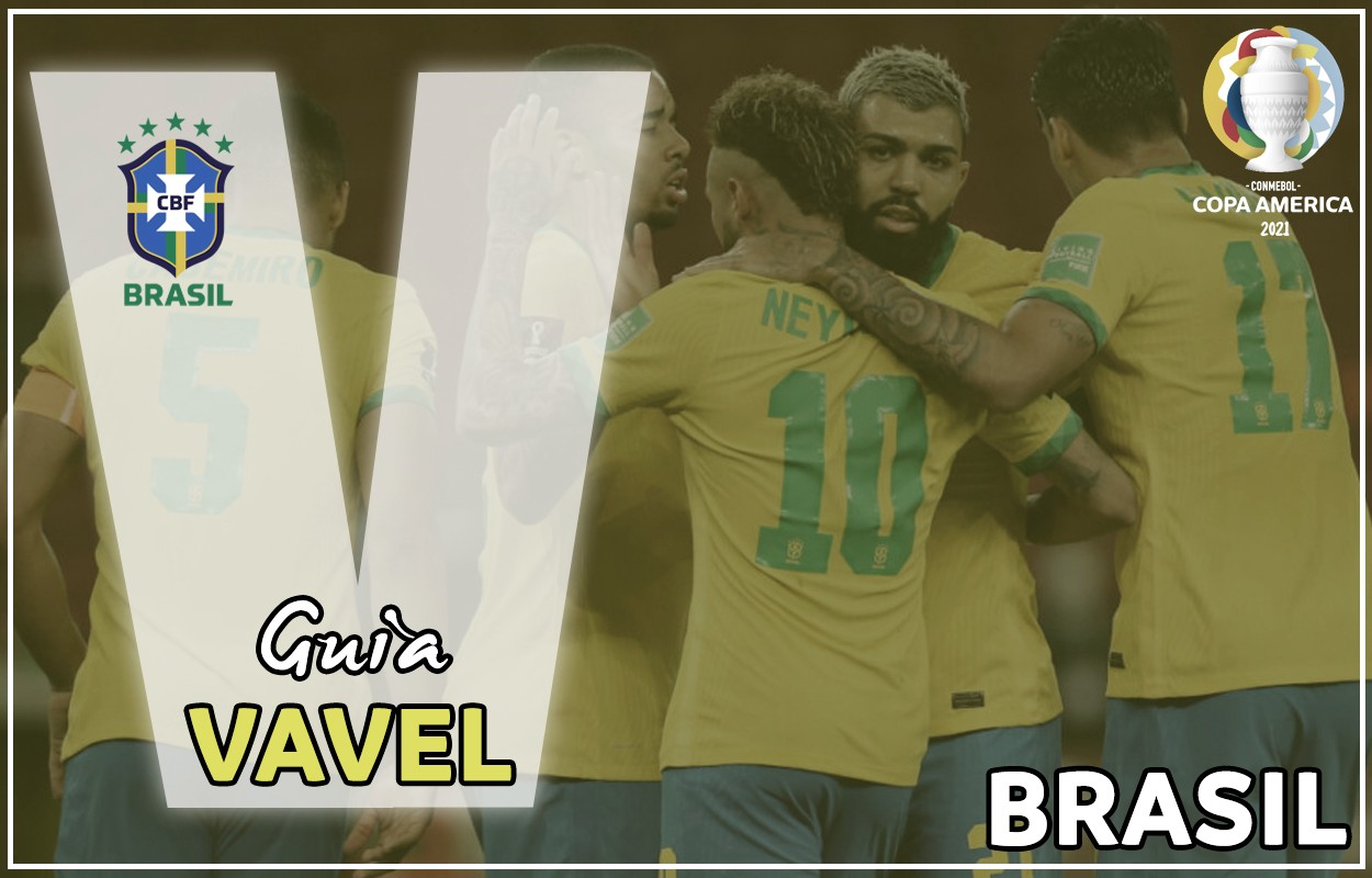 Guía VAVEL, Copa América 2021: Brasil