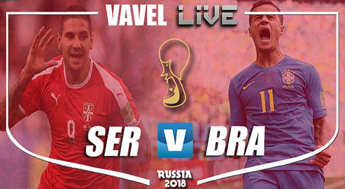 Image result for Serbia vs Brazil