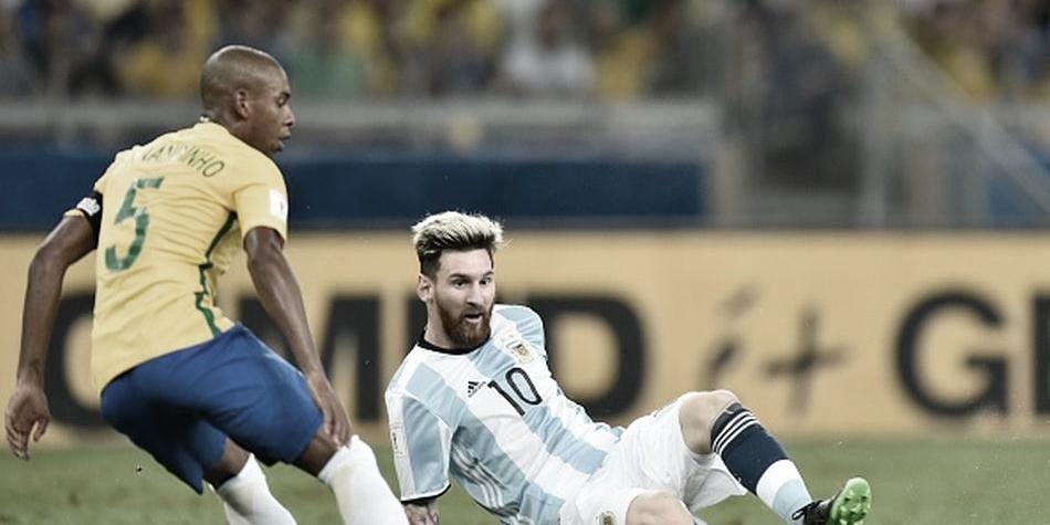 Brasil y Argentina a intentar superar los demonios