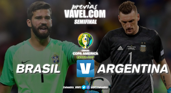Previa Brasil vs Argentina: por un cupo en la final de la Copa América