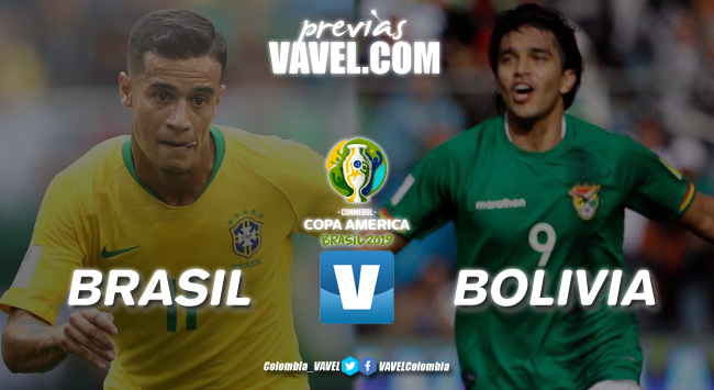 Previa Brasil vs Bolivia: los anfitriones, con el afán de ratificar
