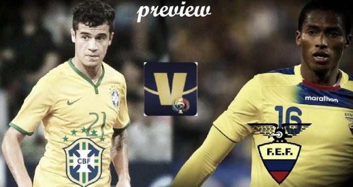 Copa America Centenario: Ecuador will be looking to upset Brazil