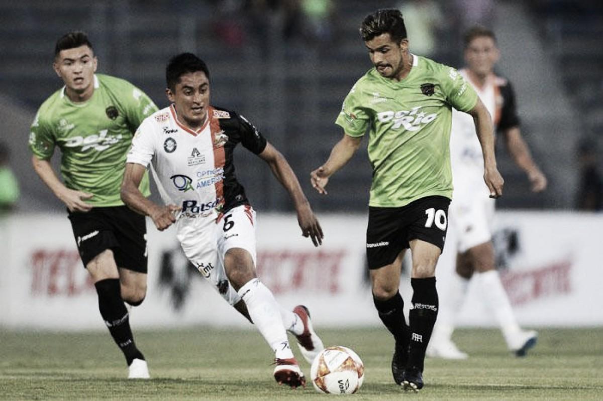 Da Silva le dio el agónico triunfo a Bravos en la frontera