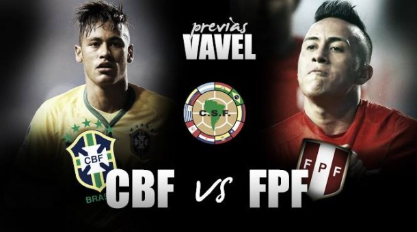 Brasil - Perú: Por la historia y el alivio