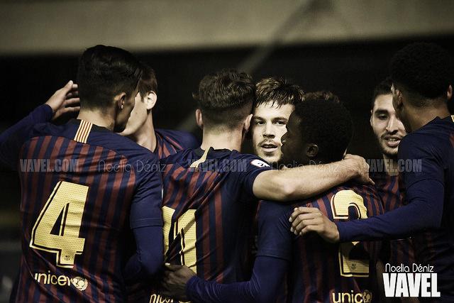 Previa FC Barcelona B - Valencia Mestalla: a coger aire con una victoria