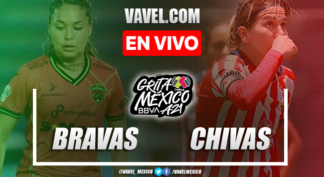 Goles y resumen del Juárez Femenil 1-2 Chivas Femenil en Liga MX Femenil 2021