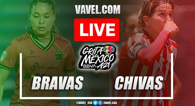 Goals and Highlights Juarez Femenil 1-2 Chivas Femenil in Liga MX Femenil 2021